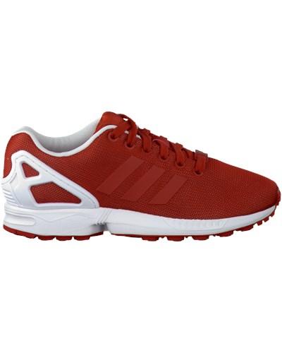 adidas damen rote adidas sneaker zx flux 51 reduziert. Black Bedroom Furniture Sets. Home Design Ideas