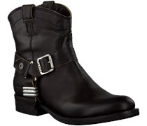 Schwarze Tommy Hilfiger Boots HUDSON 12A