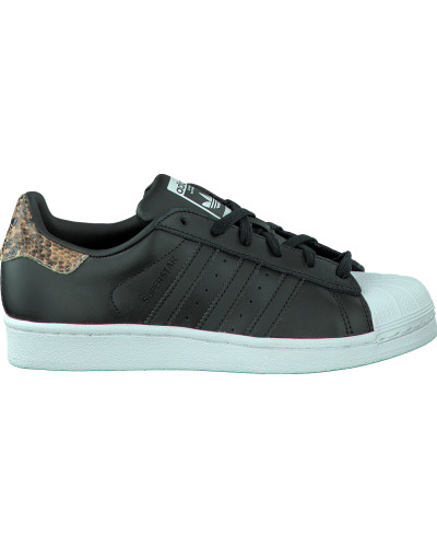 adidas damen schwarze adidas sneaker superstar dames. Black Bedroom Furniture Sets. Home Design Ideas