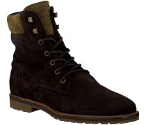 Braune Tommy Hilfiger Boots WERA 34B
