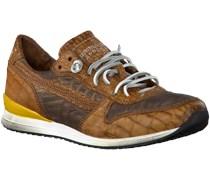 Cognac Primabase Sneaker 29417