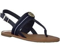 Blaue Tommy Hilfiger Sandaletten JULIA 27A