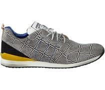 Weiße Primabase Sneaker 29407