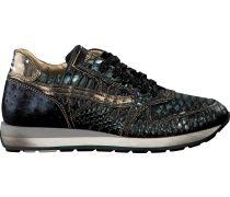 Schwarze Primabase Sneaker 30501