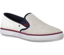 Weiße Tommy Hilfiger Slip On Sneaker VIVIEN 23C
