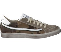 Taupe Primabase Sneaker 27421