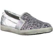 Silberne Primabase Slip On Sneaker 29501