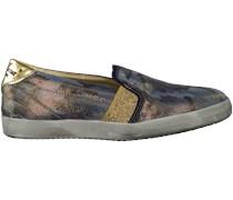 Blaue Primabase Slip On Sneaker 29501