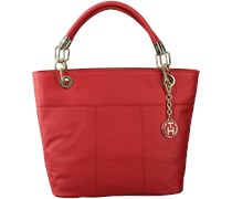 Rote Tommy Hilfiger Umhängetasche TH SIGNATURE TOTE
