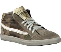 Khaki Primabase Sneaker 27401