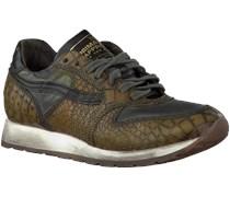 Camelfarbene Primabase Sneaker 28424