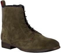 Khaki Tommy Hilfiger Boots BILLIE 12B