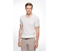 Polo-Shirt Gusti in Creme-Weiß