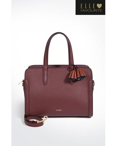 joop damen handtasche euphoria in burgunder reduziert. Black Bedroom Furniture Sets. Home Design Ideas
