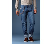 Jeans Milow in Denim Blau
