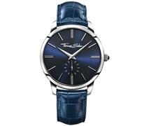 Thomas Sabo Herrenuhr blau  WA0213-271-209-42 mm