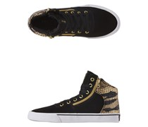 Supra - Hi-tops Cuttler - Black Gold White