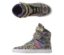 Supra - Hi-tops Society - Multi White