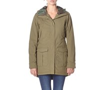 The North Face - Jacke Nse - Burnt Olive Green
