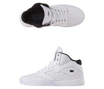 Supra - Hi-tops Khan - White Black White