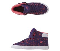 Supra - Hi-tops Vaider - Purple Pink White