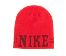 Nike Sb - Enge Mütze Mit Grafik - Challenge Rot/team Rot