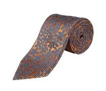 Krawatte (Orange) von Ermenegildo Zegna