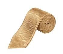 Krawatte (Gelb) von Ermenegildo Zegna