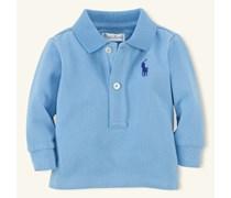 Ralph Lauren Children Langärmliges Polo aus Baumwolle