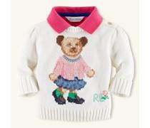 Ralph Lauren Children Bärenpullover