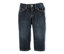 Ralph Lauren Children Skinny-Jeans mit Bailer-Waschung