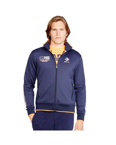 ralph lauren herren ralph lauren trainingsjacke wimbledon. Black Bedroom Furniture Sets. Home Design Ideas