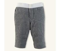 Ralph Lauren Children Überziehhose aus Baumwoll-Fleece