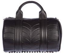 Alexander Wang Handtasche mit cooler Prägung - schwarz