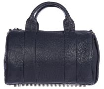 Alexander Wang Handtasche in zylindrischer Form - blau