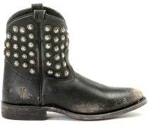 FRYE Boots mit Nieten - schwarz