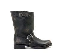 FRYE Boots mit Schnallen - schwarz