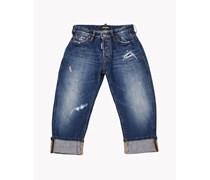 OFFICIAL STORE DSQUARED2 Jeans DENIM