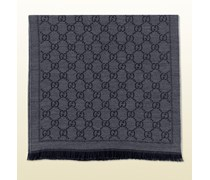 Strickschal mit GG Jacquard-Muster
