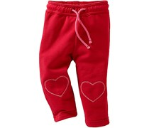 hessnatur Sweat-Hose, Farbe: Rot,