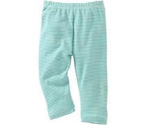 hessnatur geringelte Jersey-Hose, Farbe: Blau,