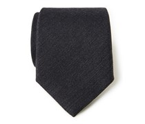 Ermenegildo Zegna - Krawatte dunkelgrau