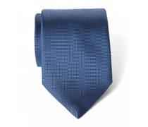 Ermenegildo Zegna - Seidenkrawatte royalblau