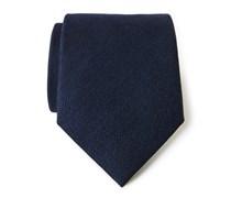 Ermenegildo Zegna - Krawatte rauchblau