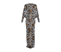 "PHILIPP PLEIN - evening dress ""feathers stars"""