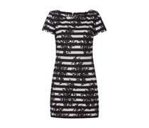Kleid aus Spitze mit durchgehendem Reißverschluss