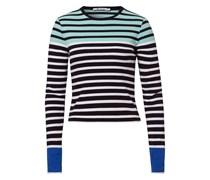 Langarm-Shirt mit Streifen
