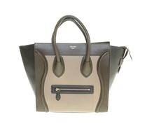 """""""Mini Luggage Bag"""" in Khaki"""
