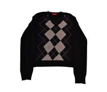 Klassischer Pullover aus Lammwolle