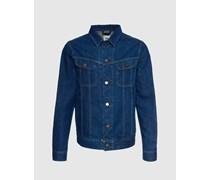 Lee Jeansjacke im Western-Style 'REGULAR RIDER' blau